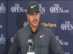 I'm always excited to play links golf - Koepka
