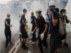 Violence Escalates In Hong Kong Protests