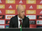 Ajax must improve to reach group stage - ten Hag