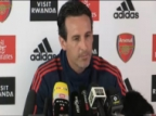 I am not thinking about Ozil leaving - Emery