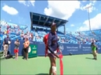 Venus Williams (USA) v Donna Vekic (CRO) - Western & Southern Open