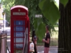 London phone boxes serve up coffee after lockdown