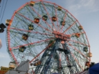 Coney Island Wonder Wheel Open for New Year's Eve and Day