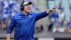 College Football: Kentucky Wildcats Sign Mark Stoops to Contract Extension
