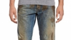 Nobody Understands These $425 Fake-Mud Jeans