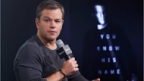 Matt Damon Weighs In On Public Education