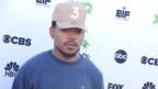 Chance the Rapper Debuted a New Song on Colbert