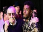 Stan Lee Congratulates 'Black Panther' Cast and Crew