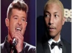 Robin Thicke And Pharrell Williams Lose Blurred Lines Appeal