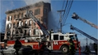 Two Dozen Injured By Apartment Fire in the Bronx