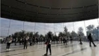 Employees Reportedly Keep Running Into Glass Walls In Apple's 'Spaceship' Campus
