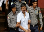 Myanmar Police Gave Documents to Accused Reuters Reporter