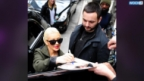 Christina Aguilera Shows Off Her Baby Bump
