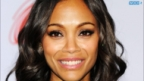 Zoe Saldana Has 10 Hidden Tattoos