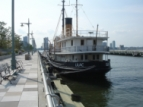 Floating Library Swims into NYC in September