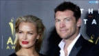 Sam Worthington and Lara Bingle Shop at High-End Baby Boutique Amid Pregnancy Reports