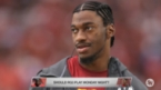 NFL: Should RG3 Play on Monday Night?