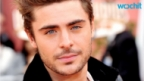 Zac Efron Ditches His Beard in Favor of Thick Mustache