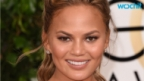 Chrissy Teigen Pours Milk All Over Her Body (Don't Worry, She Had a Good Reason)