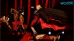 Madonna Suffered Whiplash After Falling Off the Brits Stage