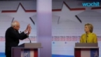 Clinton And Sanders Argue Over Immigration Reform
