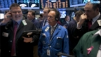 US Stocks Plunge, Wiping Out July's
