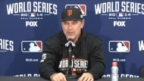 Bochy sticks to Vogelsong plan