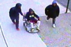 NYPD Searching for Men Who Stole Elderly Woman's Hovaround Wheelchair