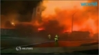 Looting, Fires Engulf Baltimore
