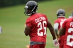 NFL: Atlanta Falcons Most Exciting Rookie, Running Back Tevin Coleman
