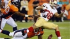 Lower-key Jarryd Hayne Made to Wait in San Francisco 49ers' Defeat in Denver