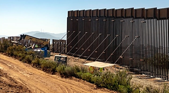 Pentagon Inspector General Will Examine Border Wall Contract Given to GOP Donor