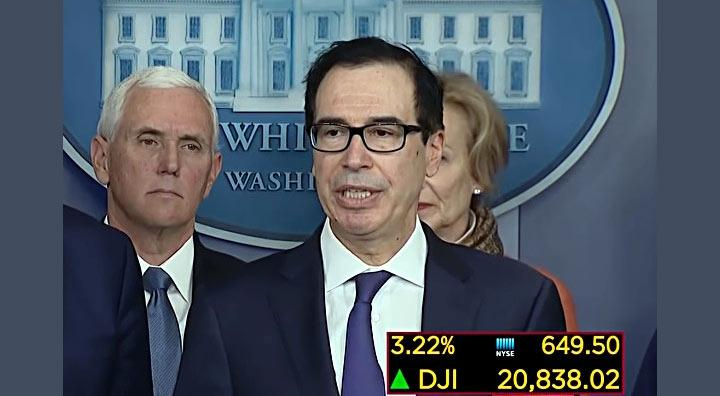 Mnuchin Cuts Off Emergency Lending Programs, Facing Criticism from Fed
